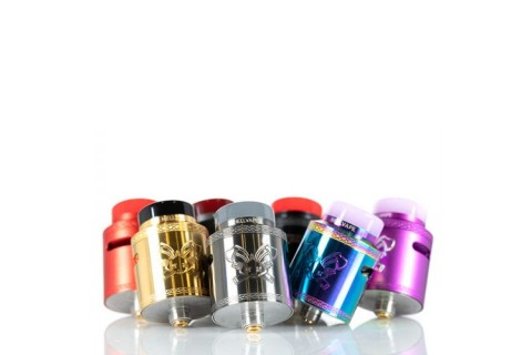 HELLVAPE DEAD RABBIT V2 24MM RDA