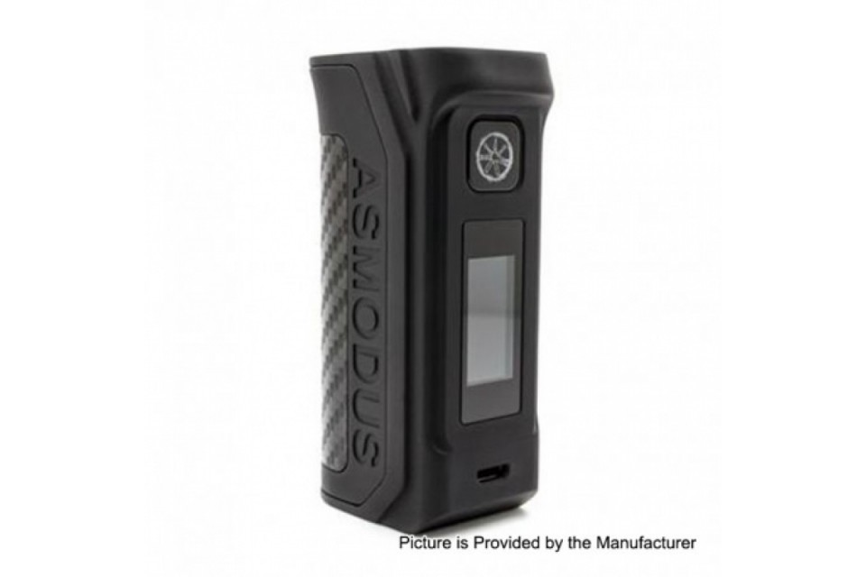 Share Asmodus Amighty 100W Touch Screen TC Box Mod
