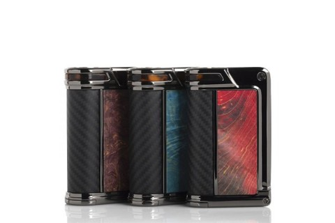 LOST VAPE LVE PARANORMAL 200W DNA250C BOX MOD