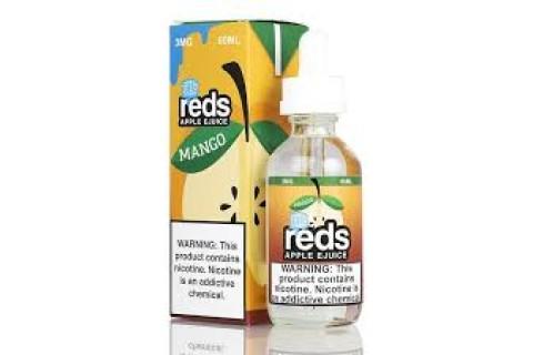 Mango Iced Reds Apple 60ml - Tinh Dầu Vape Mỹ