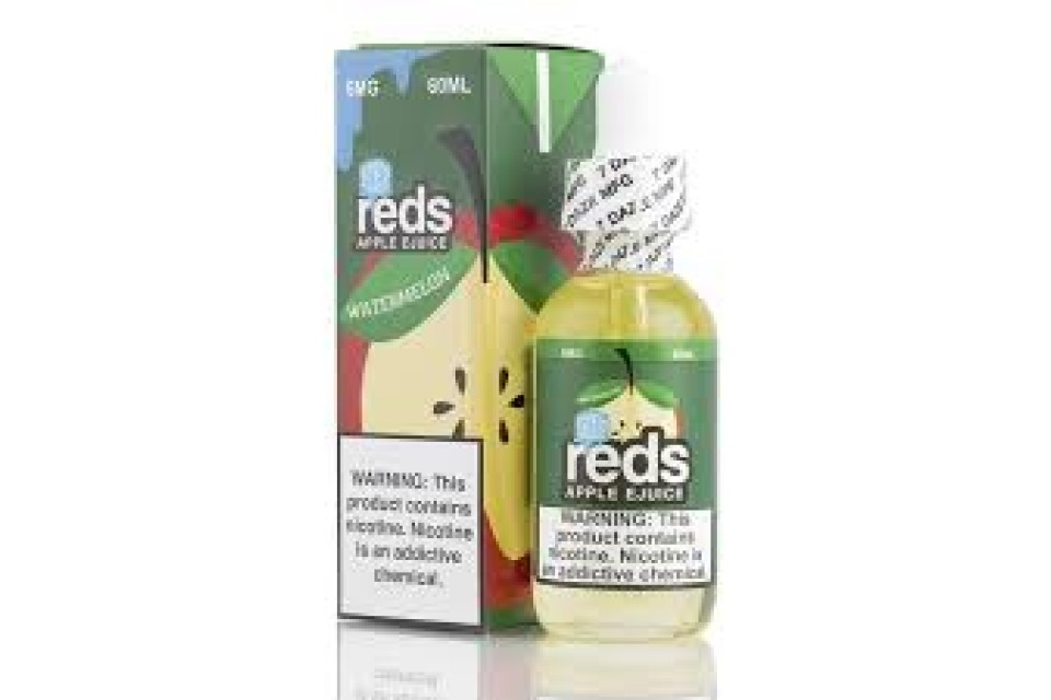 Watermelon Iced Reds Apple 60ml - Tinh Dầu Vape Mỹ