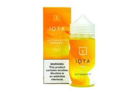 Alternativ IOTA 100ml - Tinh Dầu Vape Mỹ