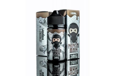 Ninja Man 100ml - Tinh Dầu Vape Mỹ