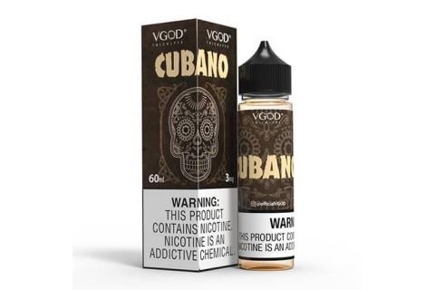 Vgod Cubano 60ml - Tinh Dầu Vape Mỹ