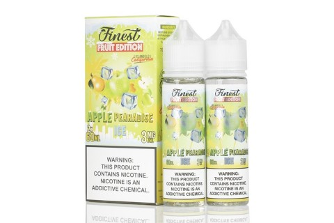 Finest ICE Fruit Edition Apple Pearadise 60ml - Tinh Dầu Vape Mỹ