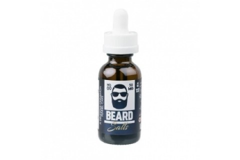 BEARD SALTS NIC E LIQUID 30ML ( NO.00 )