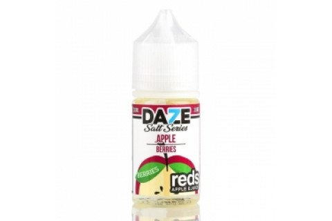 BERRIES REDS APPLE 7 DAZE SALT 30ML