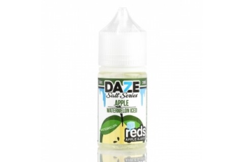 REDS WATERMELON ICED 7 DAZE SALT 30ML