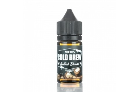 COLD BREW SALT NIC E-LIQUID - MACCHIATO - 30ML