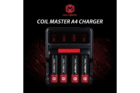 Sạc Pin Coil Master A4