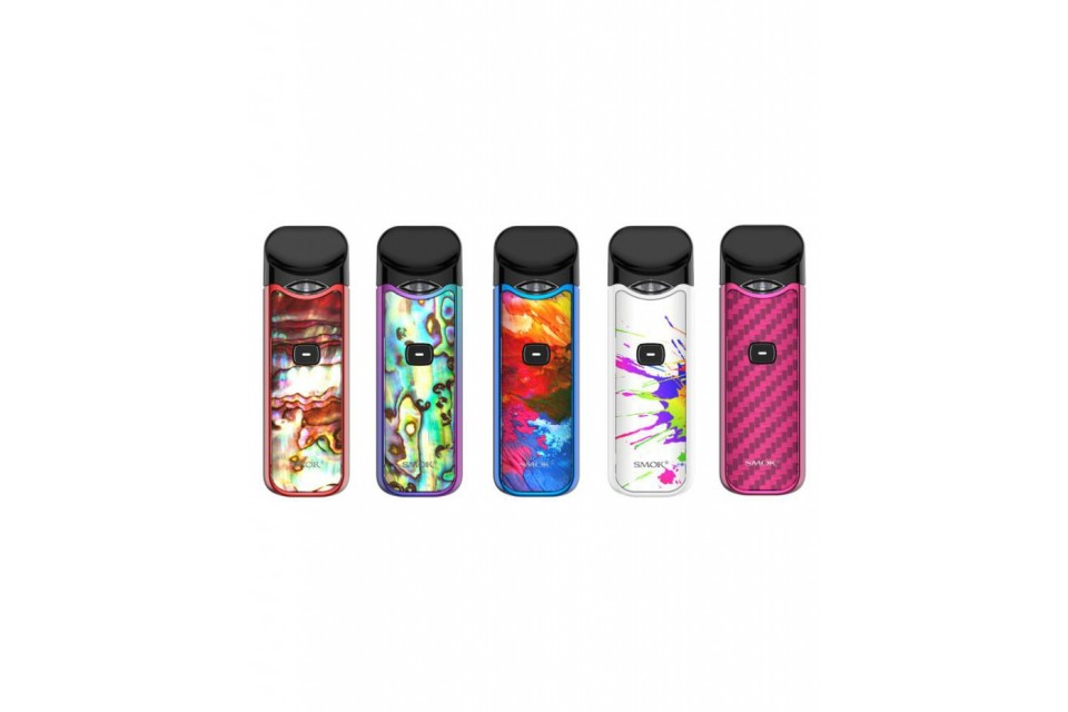 Smok Nord pod kit new color
