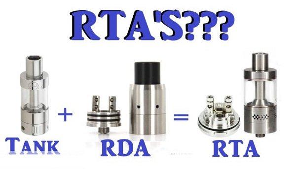 Sự khác nhau giữa RDA và RTA